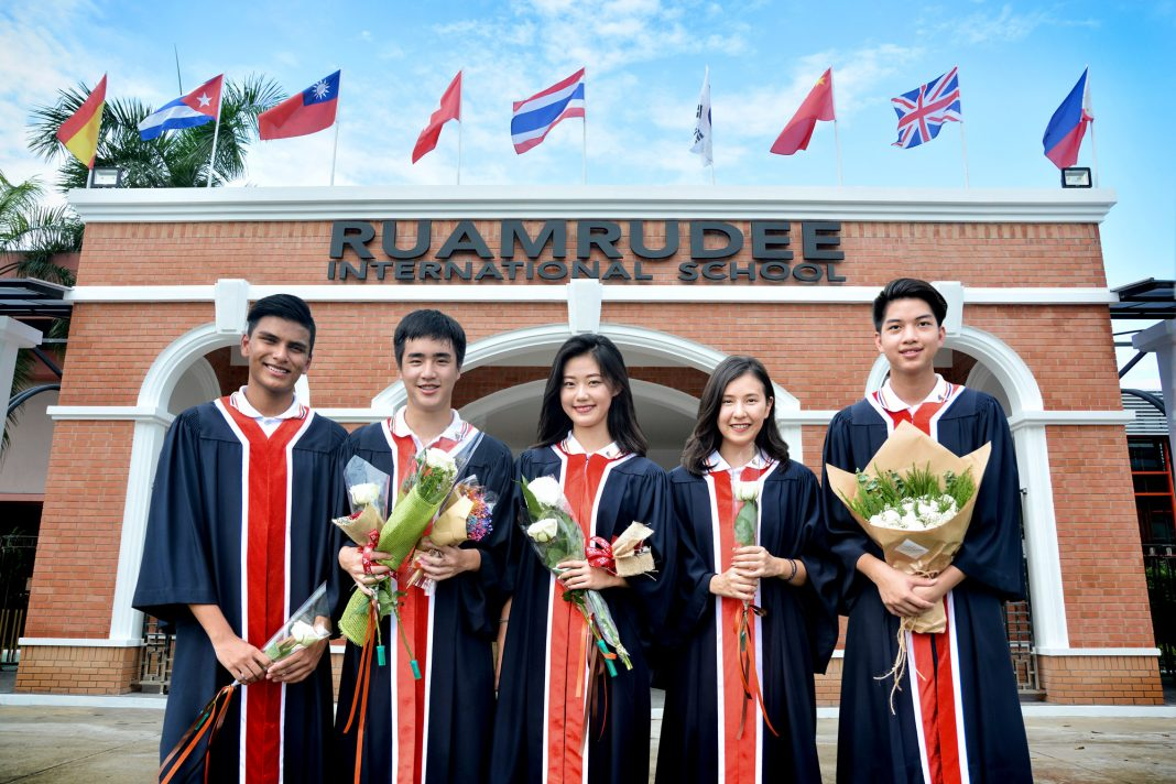 Ruamrudee International School 曼谷RIS 曼谷國際學校