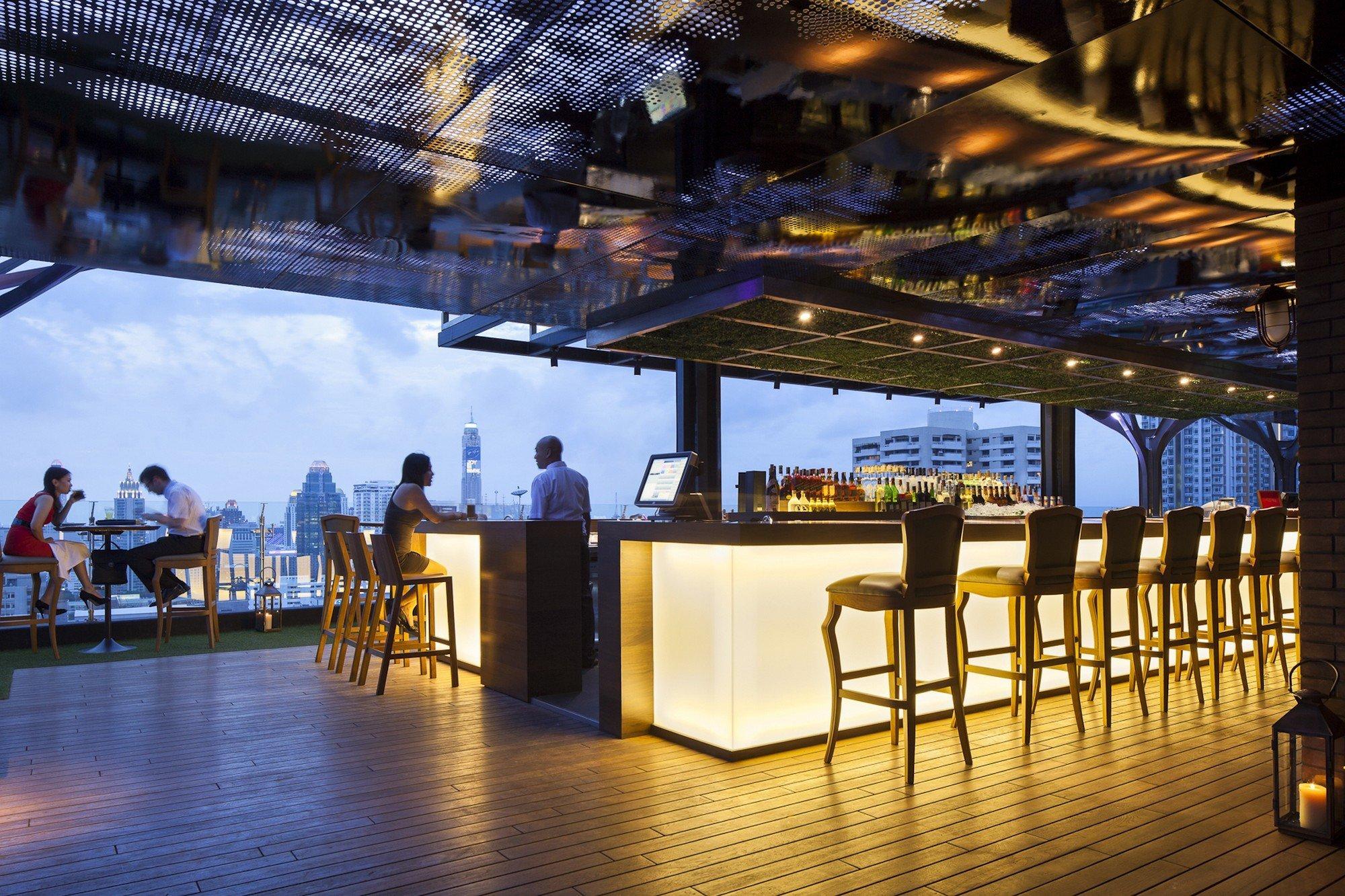 Above Eleven 高空酒吧