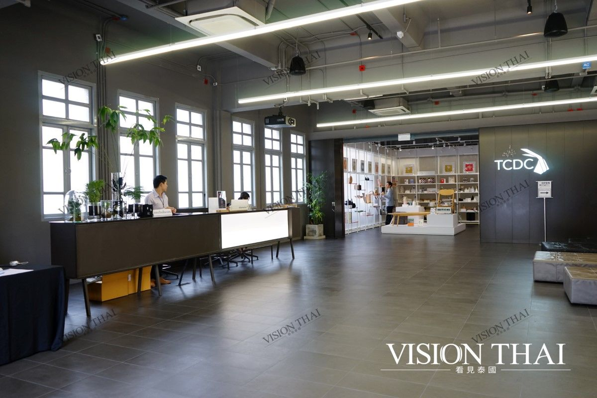Thailand Creative & Design Center(TCDC) 泰國創意設計中心