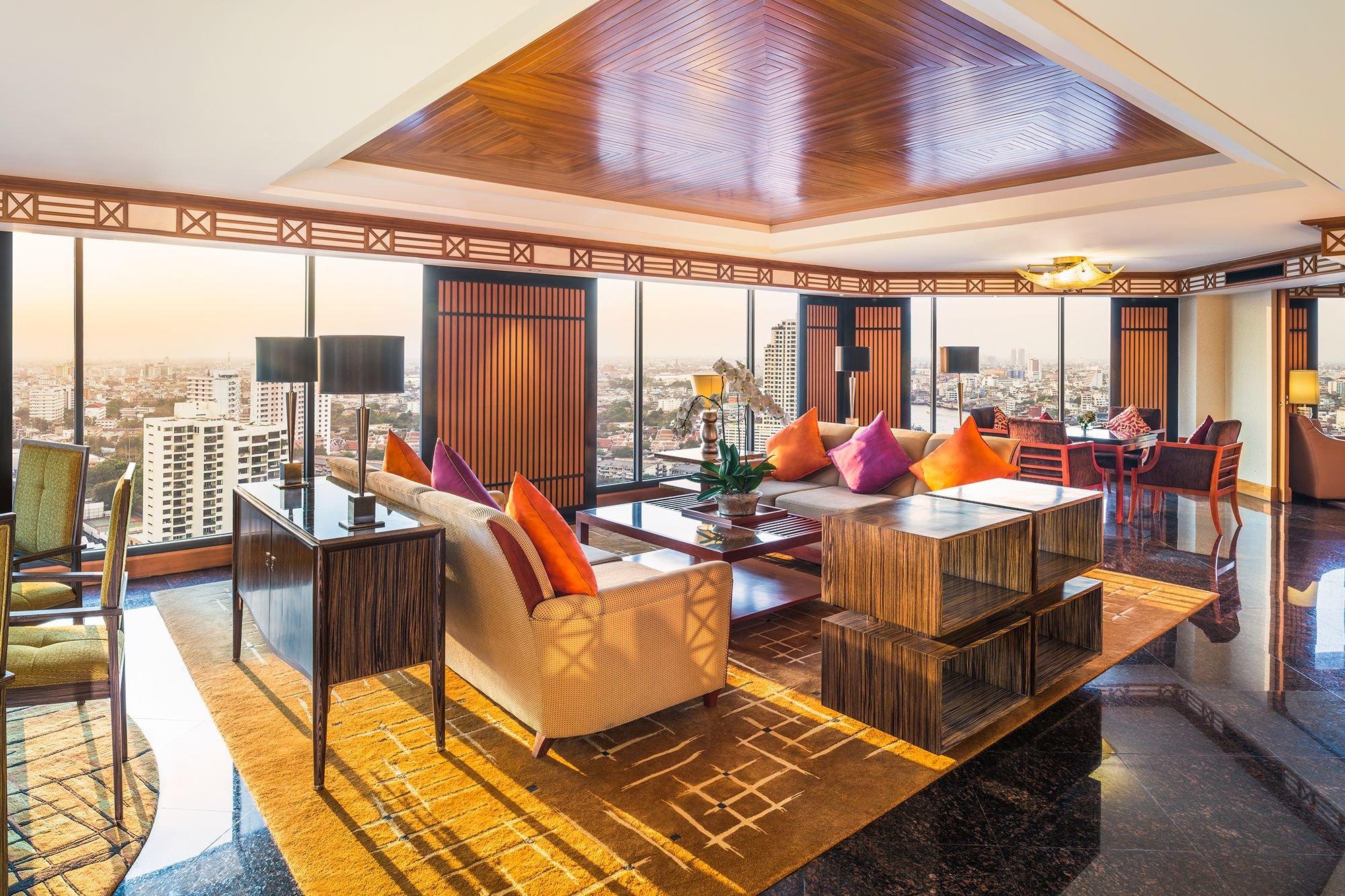 皇家兰花喜来登大酒店 Royal Orchid Sheraton Hotel Towers 曼谷酒店 曼谷河畔酒店 曼谷5星酒店