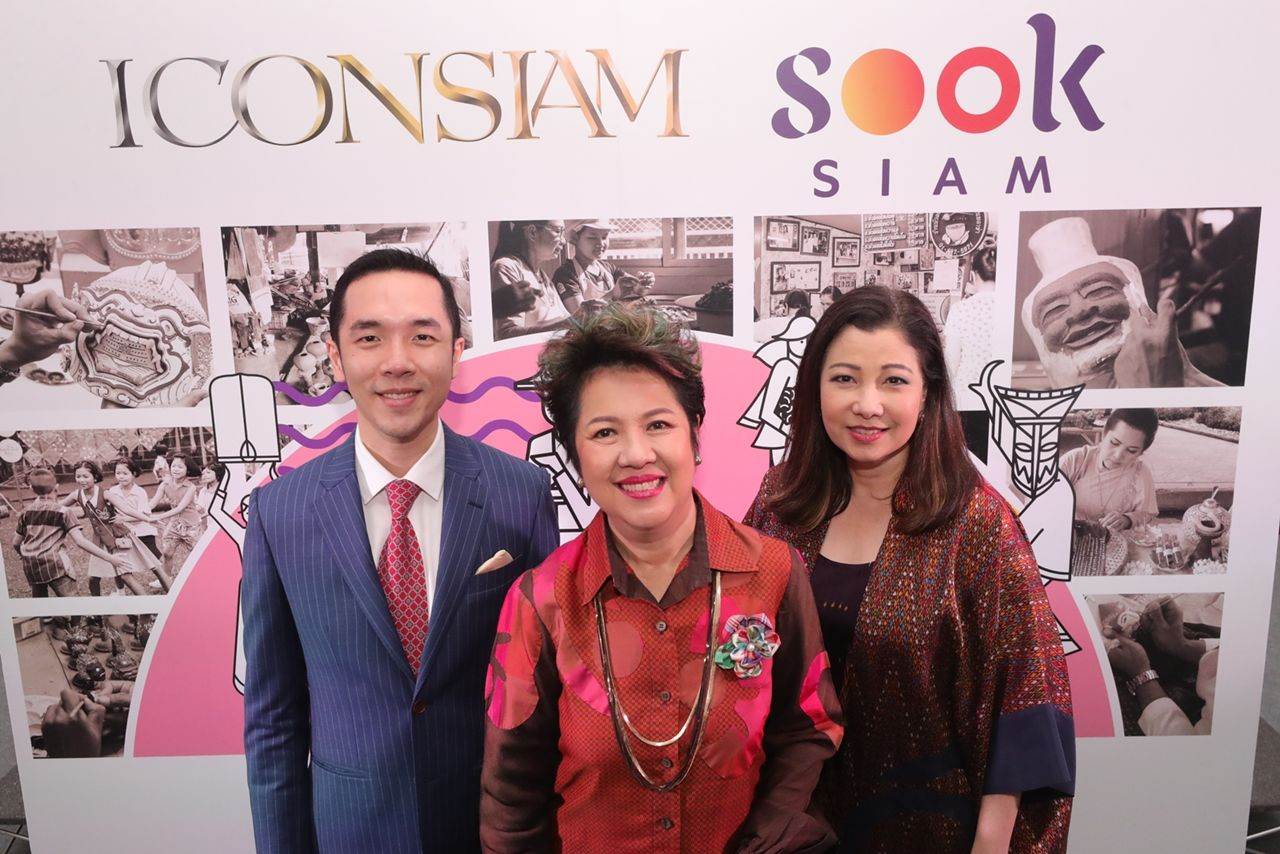 ICONSIAM SookSiam 幸福暹羅 曼谷河岸綜合商城ICONSIAM 曼谷景點