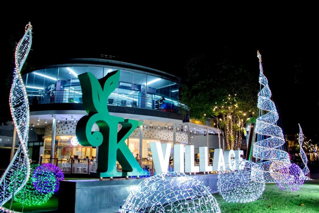 K Village Christmas Market 2018 K Village 聖誕市集 泰國 聖誕市集 曼谷 聖誕市集 曼谷 聖誕節