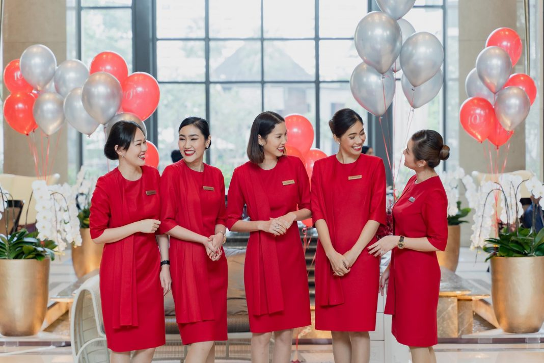 10 years Lady in Red edition_siam Kempinski